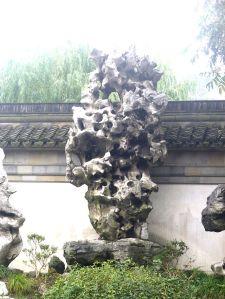 Giardino Yu, Shanghai, Cina. XVI secolo.