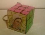 Il cubo di Rubik con la Madonna di Medjugorje si commenta da solo.